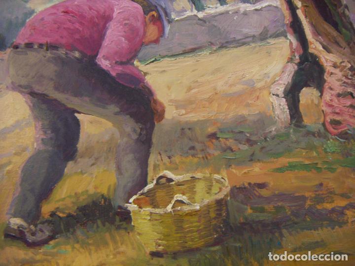 Arte: Oleo original firmado a identificar - Foto 4 - 76966569