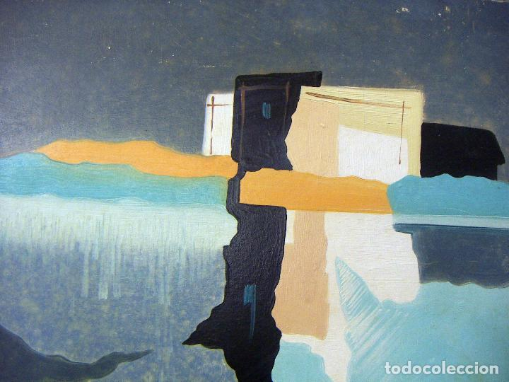 Arte: Oleo original firmado a identificar - Foto 2 - 76966737