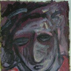 Arte: ANTONIO VILLA-TORO (CORDOBA 1949) RETRATO.. Lote 77322253