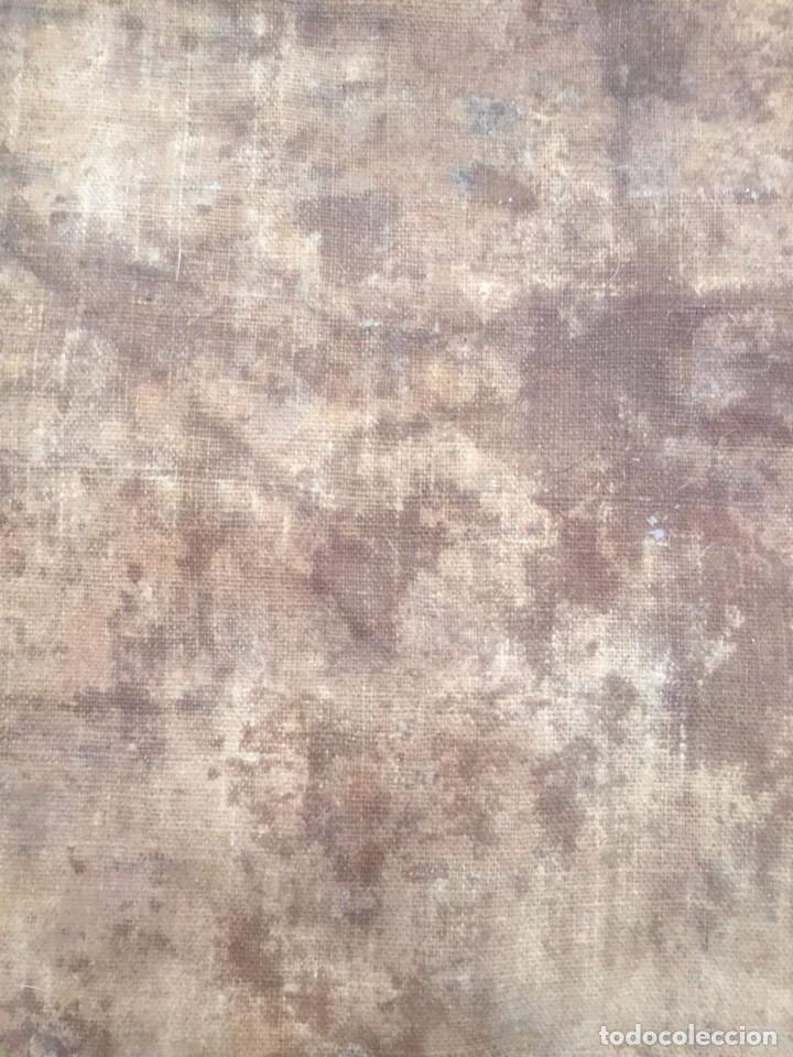 Arte: Oleo sobre lienzo Siglo XVIII - Foto 3 - 77341017