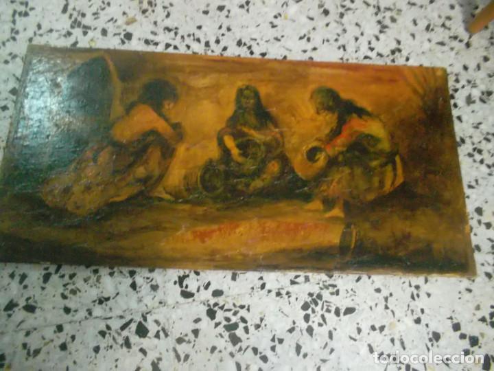 BONITA OBRA DE JOSE LUCAS (Arte - Pintura - Pintura al Óleo Moderna sin fecha definida)
