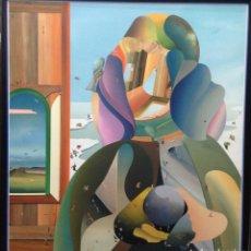 Arte: URBANO LUGRIS VADILLO - SANTIAGO - FERROL- CORUÑA - VIGO - LUGO,PONTEVEDRA,ORENSE,MADRID,BARCELONA. Lote 77907029