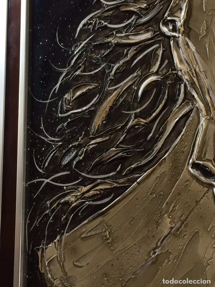 pintura contemporánea - cuadro de un caballo fi - Comprar Pintura al ...