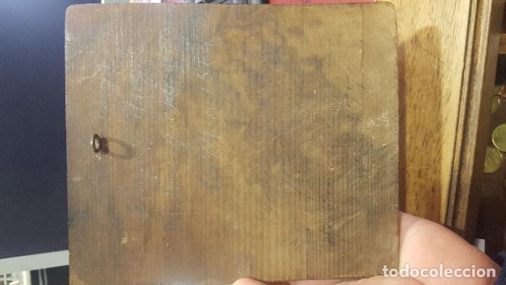Arte: Pintura oleo sobre tabla finales del siglo xix firmado lopez - Foto 2 - 78976461
