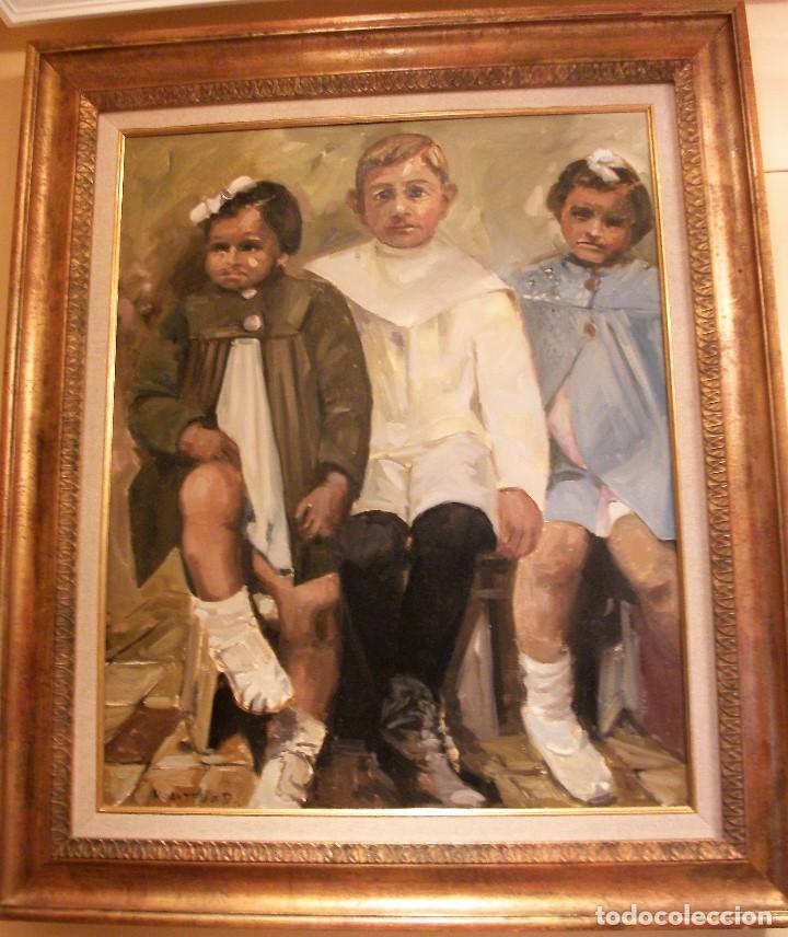 PINTURA DE MARIA ANTONIA DIAZ. (Arte - Pintura - Pintura al Óleo Contemporánea )