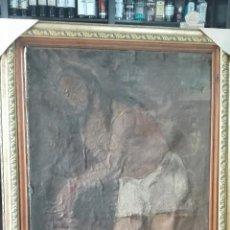 Arte: CRISTO DE LA COLUMNA SIGLO XVI. Lote 79297513