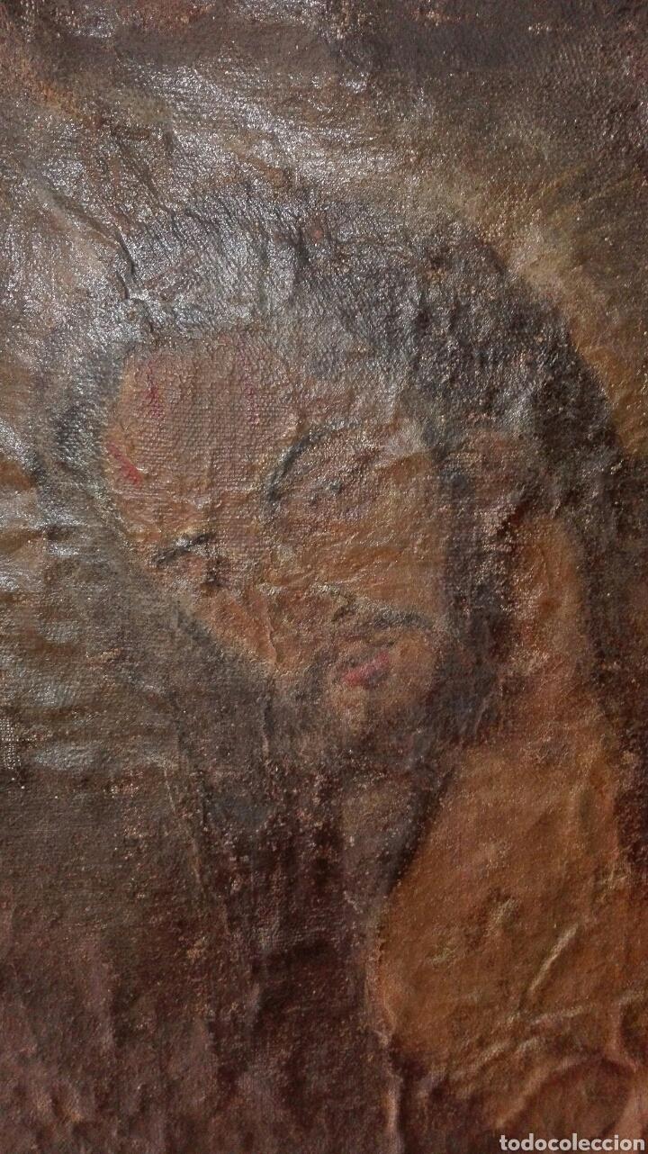 Arte: Cristo de la columna siglo XVI - Foto 5 - 79297513