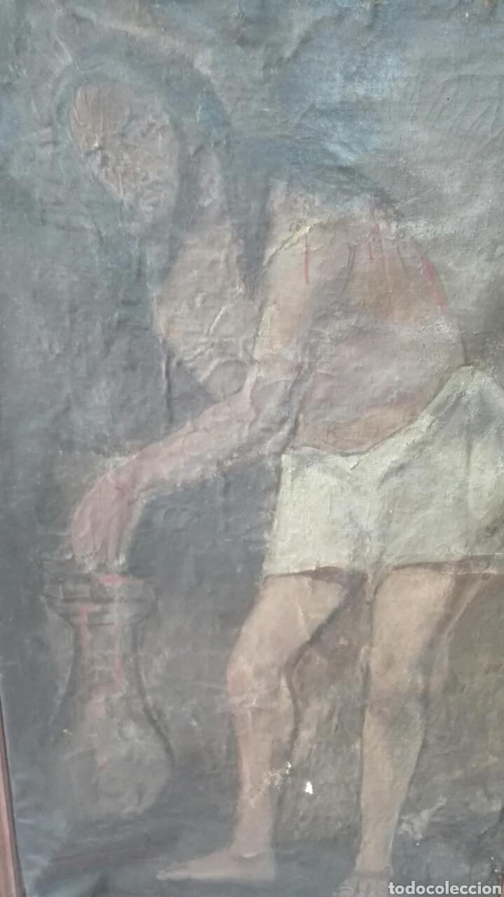Arte: Cristo de la columna siglo XVI - Foto 6 - 79297513