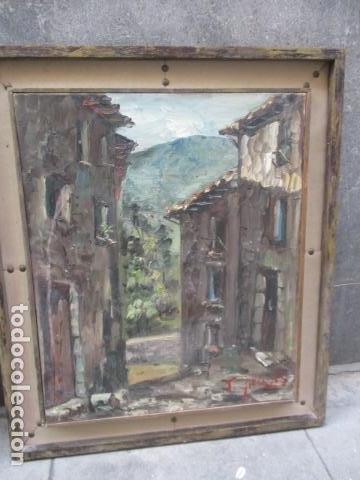 JORGE CERDÁ GIRONÉS OLEO SOBRE LIENZO , OBRA ORIGINAL (Arte - Pintura Directa del Autor)