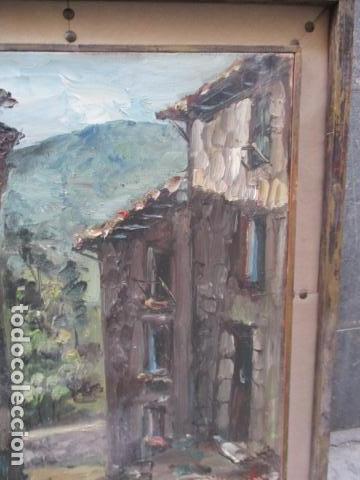Arte: JORGE CERDÁ GIRONÉS OLEO SOBRE LIENZO , OBRA ORIGINAL - Foto 5 - 79667101