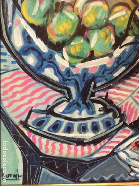 Arte: JOSE MARIA BARREIRO, (Forcarei -Pontevedra 1940) - Foto 3 - 80238037