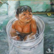 Arte: EL BAÑITO. Lote 80259201