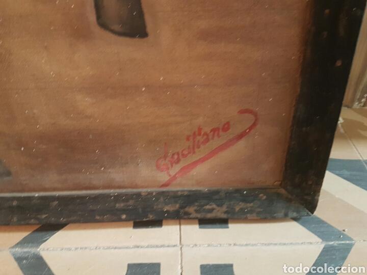 Arte: Oleo sobre lienzo Firmado .Graciliano - Foto 4 - 80532929