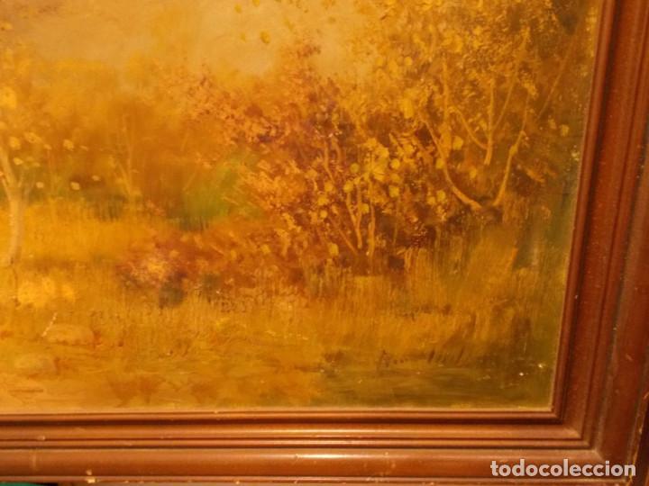 Arte: cuadro de pintura autor desconocido - Foto 3 - 81070240