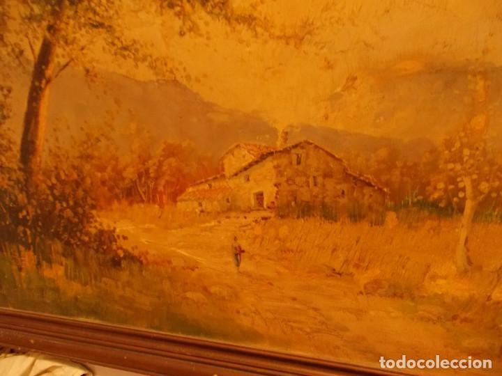 Arte: cuadro de pintura autor desconocido - Foto 5 - 81070240