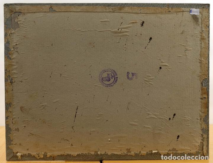 Arte: Juan Luís Dominguez Bodegón mediados siglo XX firmado - Foto 8 - 81188212