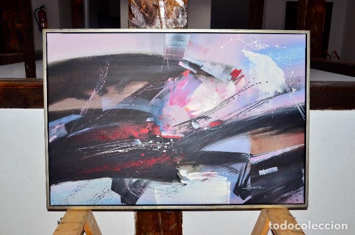 CUADRO PINTURA ABSTRACTA (Arte - Pintura - Pintura al Óleo Contemporánea )