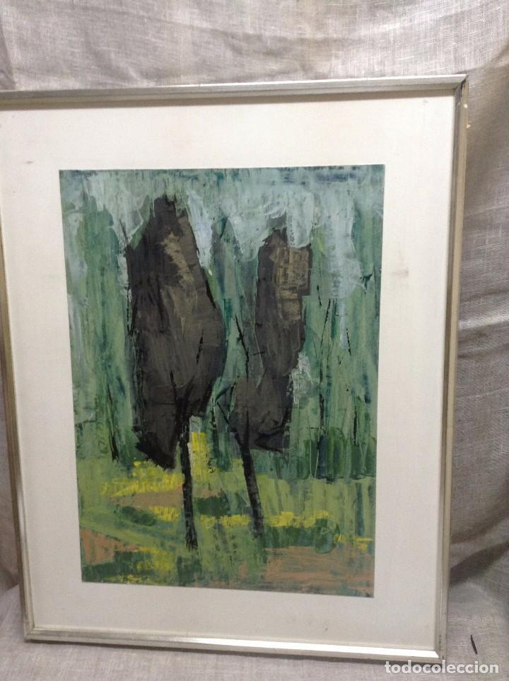 marcos bustamante - árboles - Comprar Pintura al Óleo Contemporánea ...
