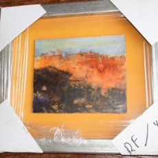 Arte: PINTOR SACANELLES . VALENCIA. OLEO TABLA.. Lote 81652140