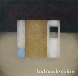 GRAN TELA DE FRANK JENSEN (Arte - Pintura - Pintura al Óleo Contemporánea )