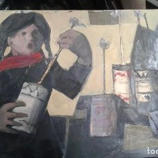 Arte: DANIEL MERINO (MADRID 1941-2011). Lote 83277848