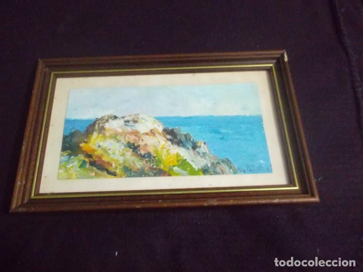 PRECIOSA OBRA FIRMADA (Arte - Pintura - Pintura al Óleo Antigua sin fecha definida)