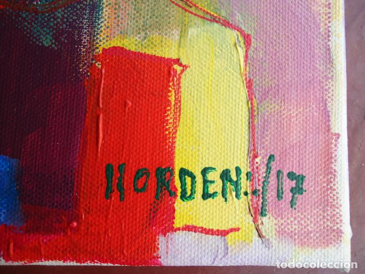 Arte: MENINA por ROSA LLORDEN óleo lienzo 40 x 30cm. - Foto 4 - 83379260
