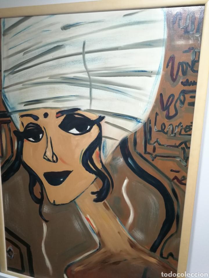 Arte: ÓLEO SOBRE LIENZO OBRA DE MARIO BEIER - Foto 3 - 83760911
