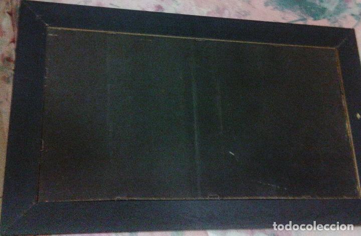 Arte: SUPERLOTE DE 6 ÓLEOS SOBRE TABLA. ENRIQUE MONTES. OFERTTOOÓNNN. - Foto 7 - 98173679