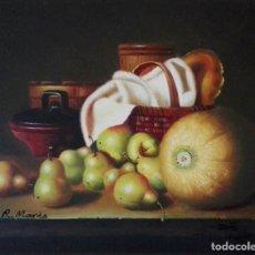Arte: BODEGON. Lote 83943524