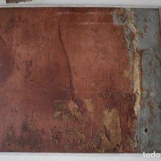 Arte: ÓLEO SOBRE TABLEX DE ÁNGEL ESTEBAN MATURÉN (ZARAGOZA 1949- TARAZONA 2005). MEDIDAS: 91.5 X 73.. Lote 84711692