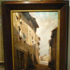 Arte: LA PROCESION POR MODEST URGELL (1839-1919). Lote 84741664