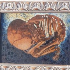 Arte: PINTURA AL OLEO MARISA MUÑOZ SOBRE TABLA. Lote 84762712