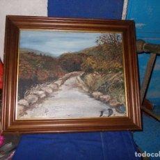 Arte: PINTURA EN LIENZO. Lote 84913356