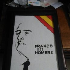 Arte: CUADRO DE PERICO FERNANDEZ. Lote 85609407
