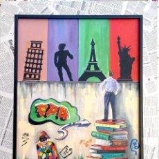 Arte: NO VAYAS DE PAYASO. Lote 85738428
