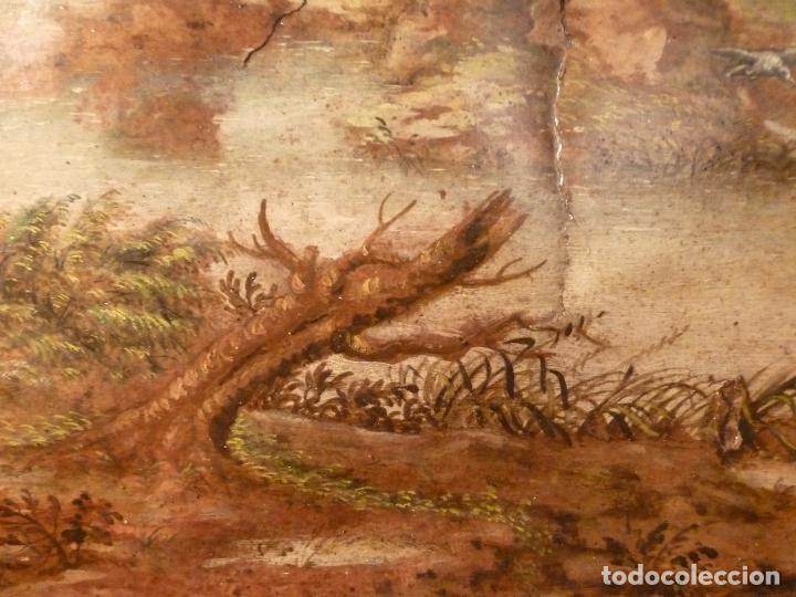 Arte: OLEO SOBRE CARTON ESCUELA MALLORQUINA - Foto 3 - 85809984