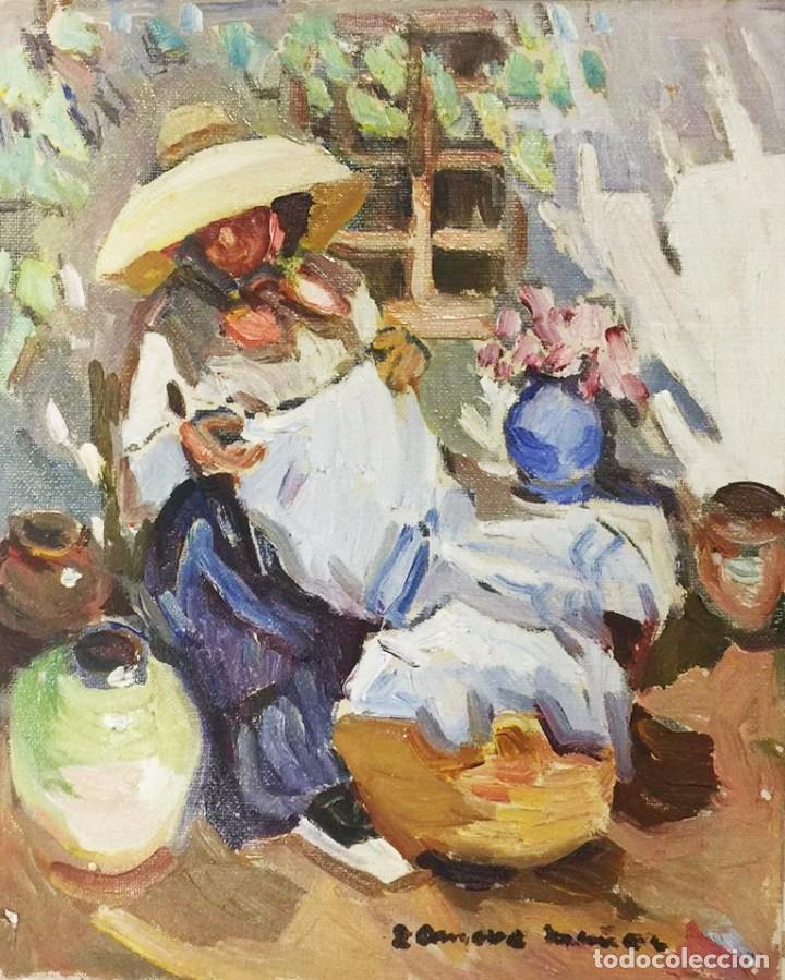 ZAMORA MUÑOZ (Arte - Pintura - Pintura al Óleo Contemporánea )