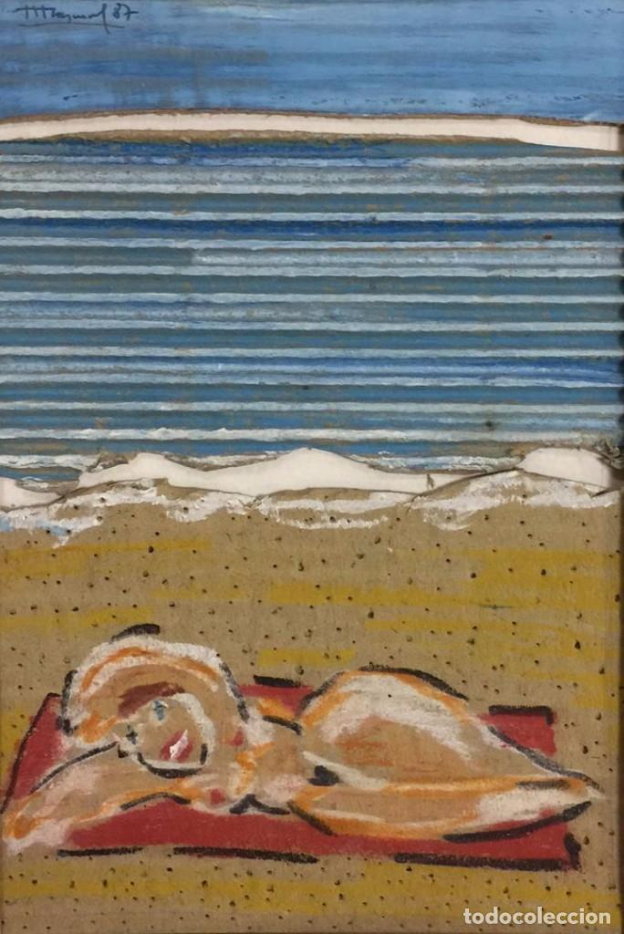JOSÉ LUIS PASCUAL (1947) (Arte - Pintura - Pintura al Óleo Contemporánea )