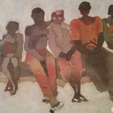 Arte: AFRICANOS. Lote 86463866
