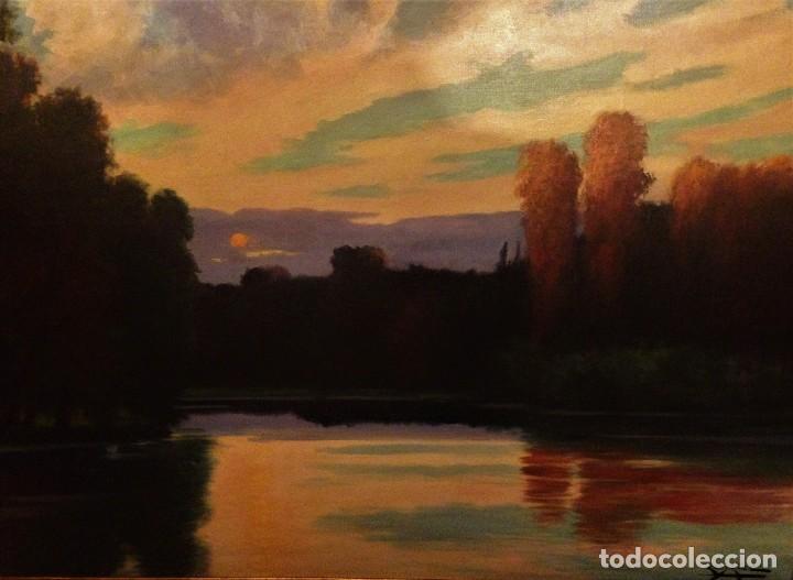 extraordinaria puesta de sol, antoni ros y guel - Kaufen Moderne ...