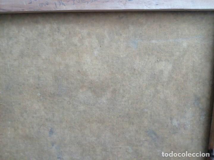 Arte: PAISAJE COSTUMBRISTA SIGLO XVIII, ÓLEO SOBRE LIENZO, ESCENA MARINA, ESCUELA ESPAÑOLA - Foto 17 - 86843164