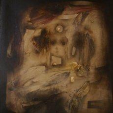 Arte: MUÑECA DE GABRIEL ALBERCA, PINTOR MALAGUEÑO. Lote 87249216