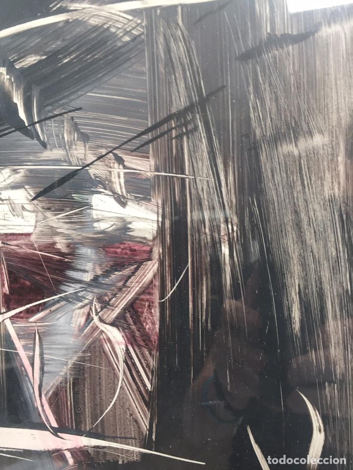 Arte: TEO ASENSIO pintor ( 1935 ) técnica mixta sobre papel - Foto 11 - 87491135