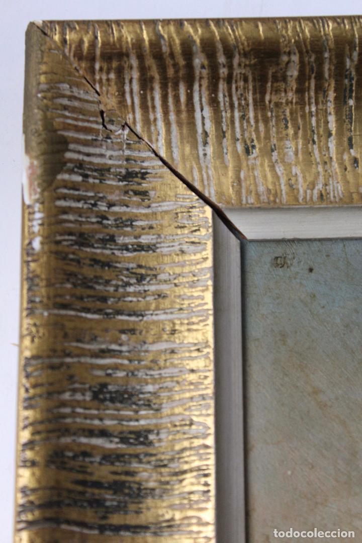 Arte: C-618. OLEO SOBRE TABLA. PAISAJE. FIRMADO MONFORT. S.XX. - Foto 6 - 88137300