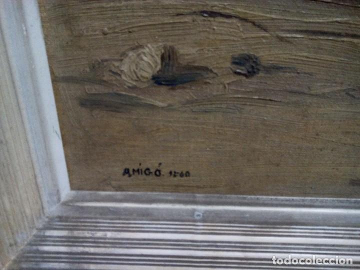Arte: Cadaqués ( Girona) Firmado , Amigo. - Foto 2 - 88139684