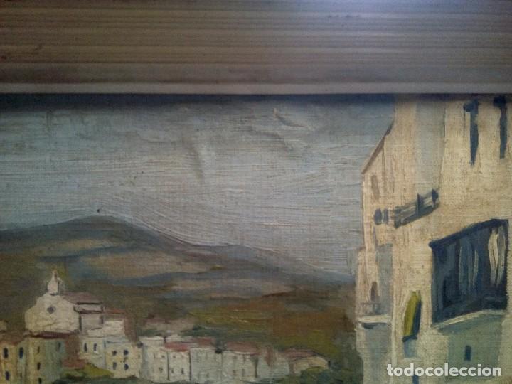 Arte: Cadaqués ( Girona) Firmado , Amigo. - Foto 3 - 88139684