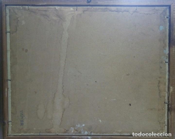 Arte: Cadaqués ( Girona) Firmado , Amigo. - Foto 5 - 88139684