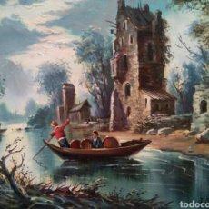 Arte: OLEO SOBRE LIENZO FIRMADO T. MARTORELL.. Lote 88221420