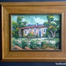 Kunst - OLEO SOBRE MADERA. - 88822848